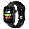 Фітнес браслет трекер Smart watch T500 Plus Розумні спортивні смарт годинник тонометр з мікрофоном для, фото 3