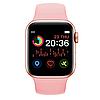 Фітнес браслет трекер Smart watch T500 Plus Розумні спортивні смарт годинник тонометр з мікрофоном для, фото 4