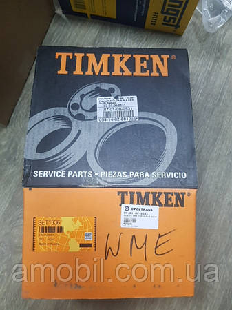 Підшипник ступиці MAN SET1336 Timken