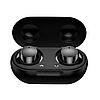 Беспроводные вакуумные наушники TWS 08 Bluetooth 5.0 Сенсорная гарнитура с микрофоном для телефона с кейсом, фото 2