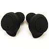 Беспроводные вакуумные наушники TWS 08 Bluetooth 5.0 Сенсорная гарнитура с микрофоном для телефона с кейсом, фото 4
