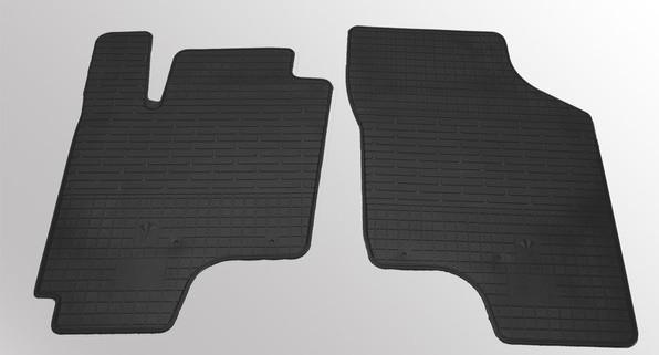 Килимки в салон для Hyundai Getz 02- (передні - 2 шт) 1009112
