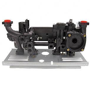 Гідравлічний блок 2к. WH1D Viessmann Vitopend 30kw turbo 7833963