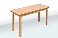 Стол двухместный 1100*450 (Бук)