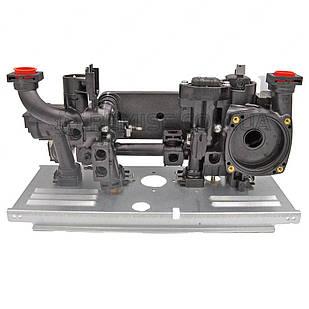 Гідравлічний блок 2к. Viessmann 7833960 Vitopend WH1D, Vitodens WB1B 24 кВт.