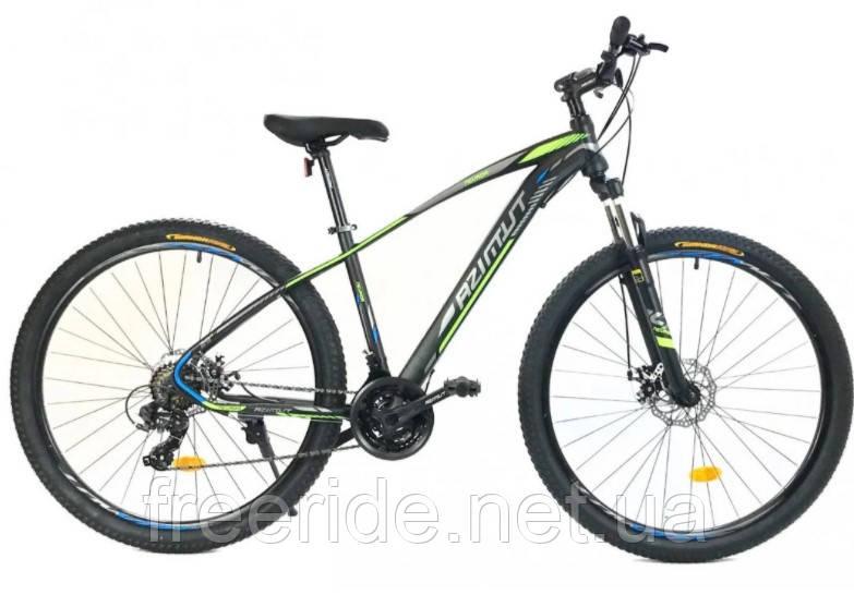 Гірський велосипед Azimut Nevada 27,5 G-FR/D (17)