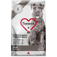 1st Choice (Фест Чойс) Hypoallergic гипоаллергенный корм для собак всех пород с уткой, 11 кг
