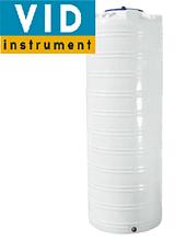 Емкость узкая вертикальная 1000 литров