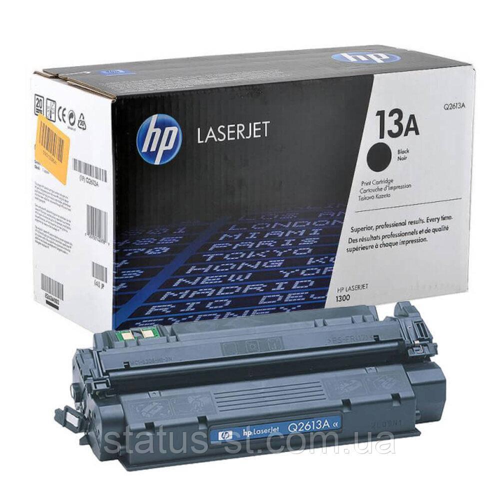 Заправка картриджа HP 13A (Q2613A) для принтера LJ 1300 в Києві
