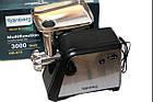 Электрическая мясорубка с соковыжималкой Rainberg RB-672, 3000 Вт., фото 6