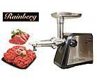 Электрическая мясорубка с соковыжималкой Rainberg RB-672, 3000 Вт., фото 4