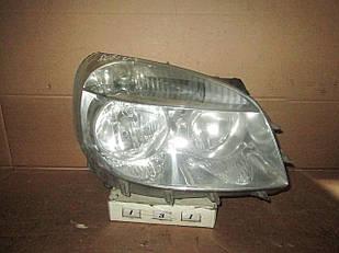 №131 Б/у фара права  51755054 для Fiat Doblo 2005-2009(Дефект)