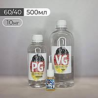 Набор для создания солевой основы 60/40, 500мл