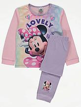 Пижама George для девочки, 1.5-2г (86-92см)