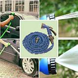 Шланг X-hose 22,5 м. с водораспылителем - компактный шланг X-hose для полива, фото 9