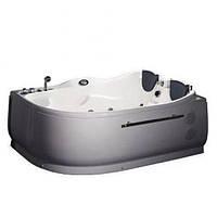 Гидромассажная ванна EAGO AM124JDCW1 (R), 1800х1200х700 мм