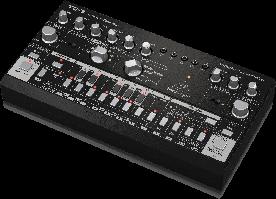 Аналоговий синтезатор Behringer TD-3-BK