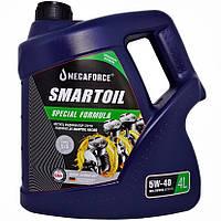 Масло моторне синтетичне SmartOil 5W-40, 4 л.