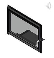 Дверцы для камина Kratki Oliwia 515x738 мм