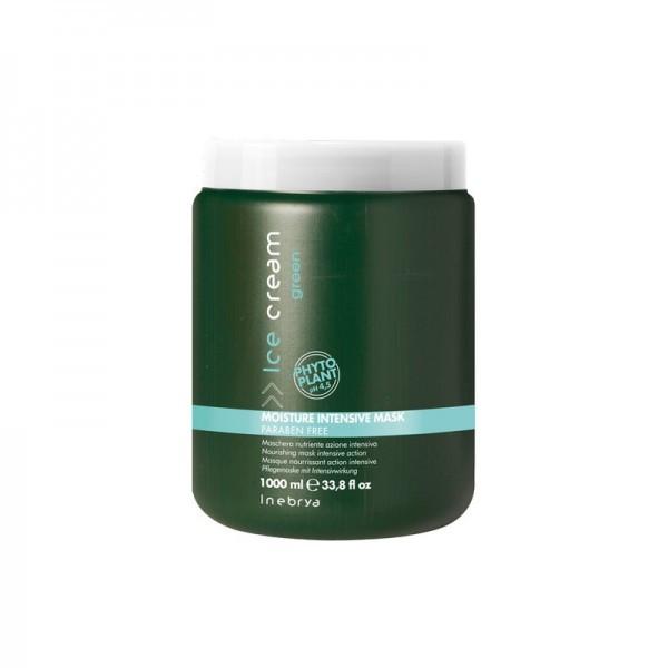 Inebrya Green Moisture Intensive Маска увлажняющая для волос 1000 мл.