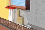 Технофас ефект 50 мм. - на основі базальту для фасаду 135 кг/м. куб., фото 2