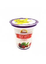 Йогурт десертний Суниця 2,5% ТМ АМА