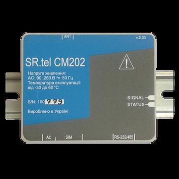GSM/GPRS-модем із вбудованим блоком живлення SR.tel CM202
