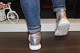 Кросівки жіночі сірі Т1284, фото 3