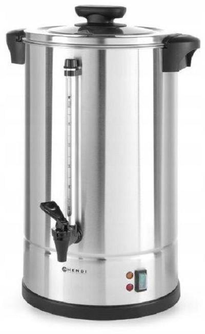 Кип'ятильник - кофеварочная машина з поодинокими стінками HENDI 211335