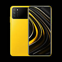 Смартфон Xiaomi Poco M3 4/128GB желтый ( Yellow )