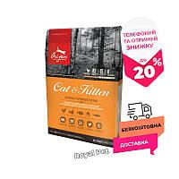 Корм для кошек и котят Orijen Cat & Kitten 1.8 кг