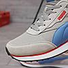 Кросівки чоловічі 18333, Puma Future Rider (якість TOP AAA), сірі, [ 41 42 43 44 45 46 ] р. 41-26,0 див., фото 7