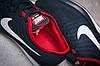 Кроссовки мужские 12572, Nike Free RN, темно-синие [ 44 ] р.(44-28,6см), фото 6