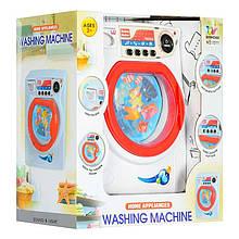 Детская стиральная машина со звуком и светом