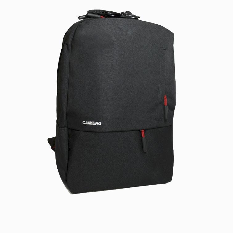 Сучасний рюкзак для ноутбука на одне відділення Caimeng з USB+кабель Різні кольори Розміри: 41х27х11
