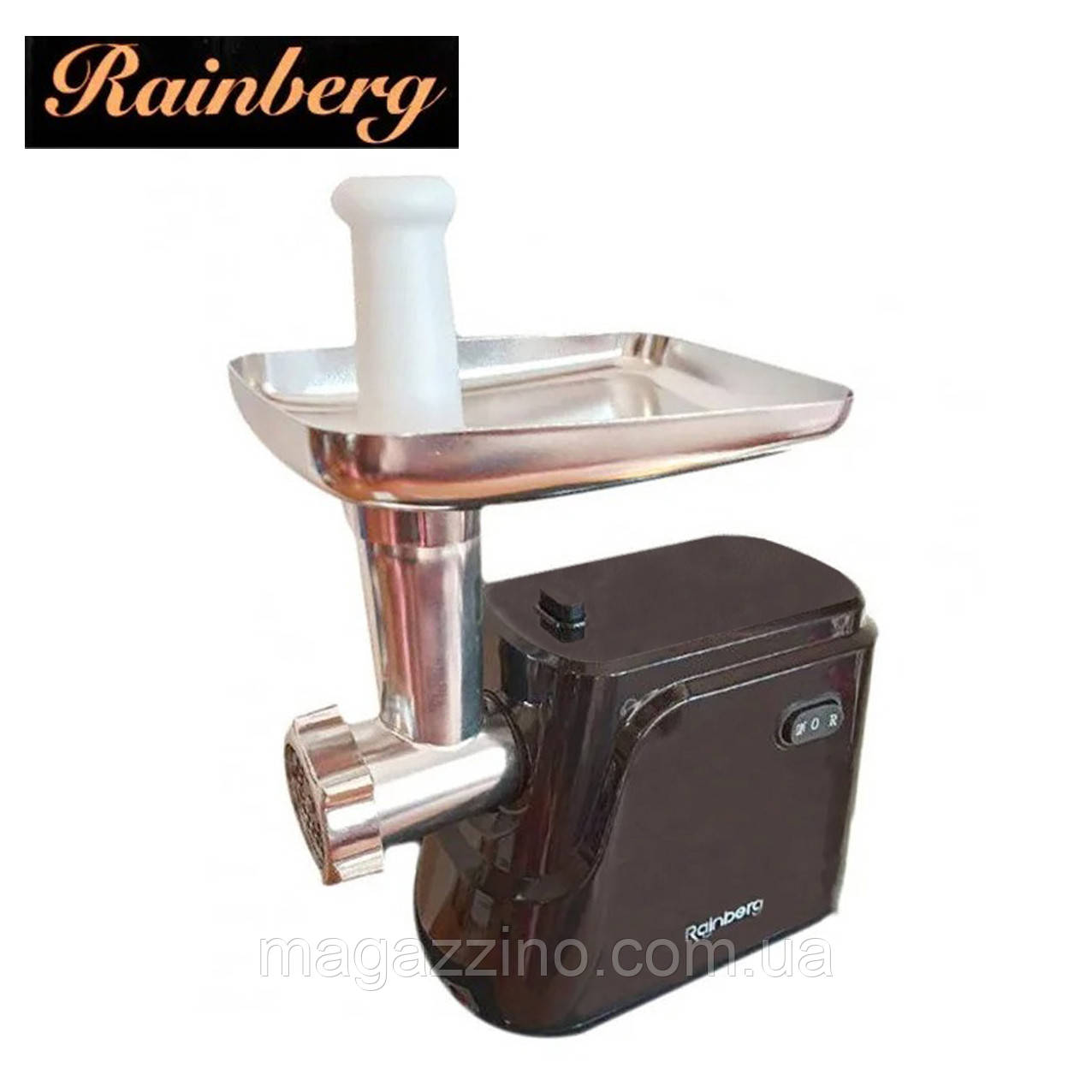 Электрическая мясорубка Rainberg RB-677, 2600 Вт.