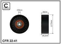 Ролик поликлинового ручейкового ремня VW,AUDI 1.9D,1.9TD,1.9TDI 8x77x26