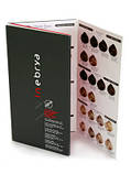1/0 Чёрный INEBRYA COLOR Крем-краска для волос на семенах льна и алоэ вера 100 мл., фото 3
