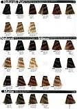 4/00 Інтенсивний каштан INEBRYA COLOR Крем-фарба для волосся на насінні льону і алое вера 100 мл., фото 4
