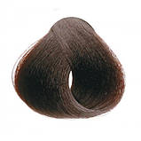 4/3 Золотистий Каштан INEBRYA COLOR Крем-фарба для волосся на насінні льону і алое вера 100 мл., фото 2