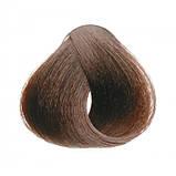 5/3 Светлый каштан золотистый INEBRYA COLOR Крем-краска для волос на семенах льна и алоэ вера 100мл., фото 2