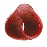 5/6 Светлый каштан огненно-рыжий INEBRYA COLOR Крем-краска для волос на семенах льна и алоэ вера 100мл., фото 2