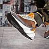 Кроссовки мужские 15606, Adidas Sharks, коричневые, [ 41 ] р. 41-26,0см., фото 5