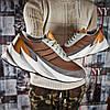 Кроссовки мужские 15606, Adidas Sharks, коричневые, [ 41 ] р. 41-26,0см., фото 6