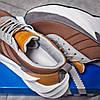 Кроссовки мужские 15606, Adidas Sharks, коричневые, [ 41 ] р. 41-26,0см., фото 8