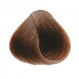 6/3 Темно-русявий золотистий INEBRYA COLOR Крем-фарба для волосся на насінні льону і алое вера 100 мл., фото 2