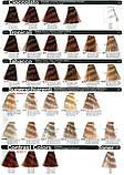6/8 Каштан коричневий INEBRYA COLOR Крем-фарба для волосся на насінні льону і алое вера 100 мл., фото 6