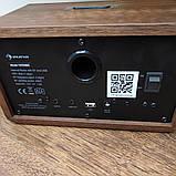 Немецкое интернет радио, радио онлайн, радио через интернет  Auna connect 100 цвет коричневый, фото 2