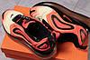 Кроссовки женские 16132, Nike Air 720, оранжевые, [ 40 ] р. 40-25,8см., фото 8