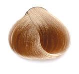 9/7 Блондин коричневий INEBRYA COLOR Крем-фарба для волосся на насінні льону і алое вера 100 мл., фото 2